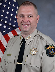 Undersheriff Micky LaBarbera Official Photo 225px