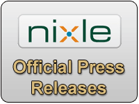 Press Releases via Nixle